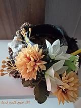 Dekorácie - dušičková dekorácia - 11200038_