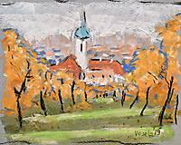 Kresby - cestou Viery - 11199219_