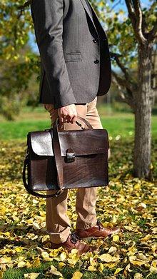 Na notebook - AKCIA! Notebooková taška/aktovka - 11202429_
