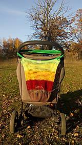 Nákupné tašky - Sieťovka viacfarebná - 11201685_