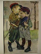 Kresby - My sme smelí vojaci.... - 11202070_