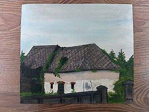 Obrázky - Stodola pri mlyne v Kostoľanoch nad Hornádom - 11201946_