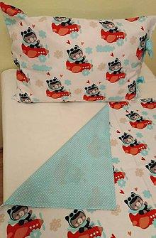 Úžitkový textil - Detské Obliečky - 11201559_