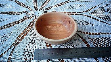 Nádoby - Minimiska z dreva (Jabloň) - 11200814_