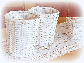 Košíky - Košík - kvetináčik - 11200826_