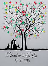 Obrazy - Obraz - svadobný strom - 11203073_