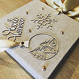 "Papiernictvo - Gratulačná obálka ""Veselé Vianoce"" (ihneď k odberu) - 11205296_"