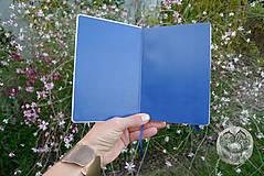 Iné doplnky - Diár 2020 *Kvety a pavučina* - 11206224_