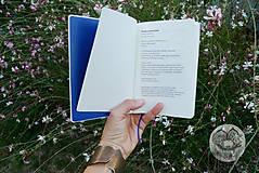 Iné doplnky - Diár 2020 *Kvety a pavučina* - 11206225_