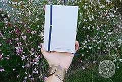 Iné doplnky - Diár 2020 *Kvety a pavučina* - 11206232_