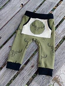 Detské oblečenie - S jeleňom - 11205459_