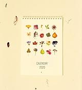 Papiernictvo - Kalendár 2020 - 11203454_