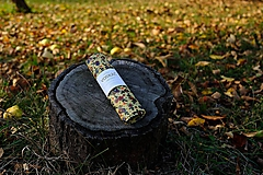 Úžitkový textil - Voskovaný obrúsok Voskáč 29x32cm (folkie) - 11205675_