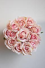 Dekorácie - Narodeninový box- ruže - 11205770_