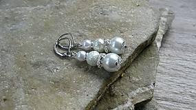 Kurzy - Domáci VIDEOKURZ aj s materiálom - vyrob si perlové náušnice - 11205174_