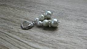 Kurzy - Domáci VIDEOKURZ aj s materiálom - vyrob si perlové náušnice - 11205177_