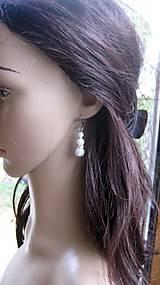 Kurzy - Domáci VIDEOKURZ aj s materiálom - vyrob si perlové náušnice - 11205182_
