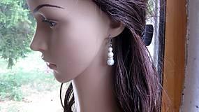 Kurzy - Domáci VIDEOKURZ aj s materiálom - vyrob si perlové náušnice - 11205185_