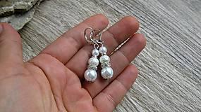 Kurzy - Domáci VIDEOKURZ aj s materiálom - vyrob si perlové náušnice - 11205186_