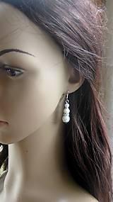 Kurzy - Domáci VIDEOKURZ aj s materiálom - vyrob si perlové náušnice - 11205187_