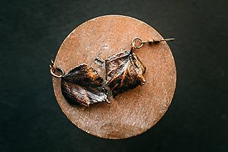 Náušnice - Náušnice breza - 11204509_