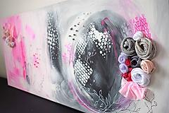 Obrazy - -Obraz/abstrakt/plátno- - 11203364_