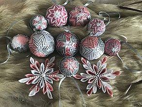 Drobnosti - Vianočné gule - 11205078_