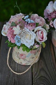 Dekorácie - Flowerbox mini - 11206375_