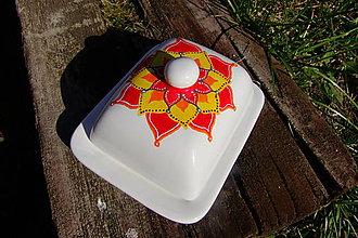 Nádoby - Nádoba na maslo - 11204219_