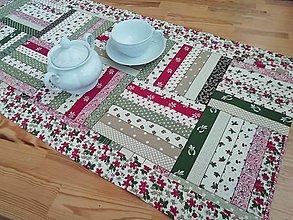 Úžitkový textil - napron vánoční - 11206544_
