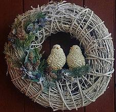 Dekorácie - Vianočný i zimný - 11206954_