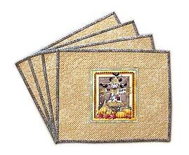 Úžitkový textil - Prestieranie jesenné - 11207716_