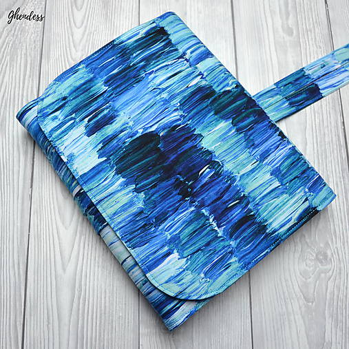 Pastelkovník - Paint Impressions Cobalt 36+1