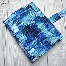 Taštičky - Pastelkovník - Paint Impressions Cobalt 36+1 - 11207771_