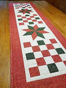 Úžitkový textil - Vianočný  obrus - 11209387_