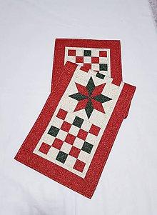 Úžitkový textil - Vianočný  obrus - 11209395_