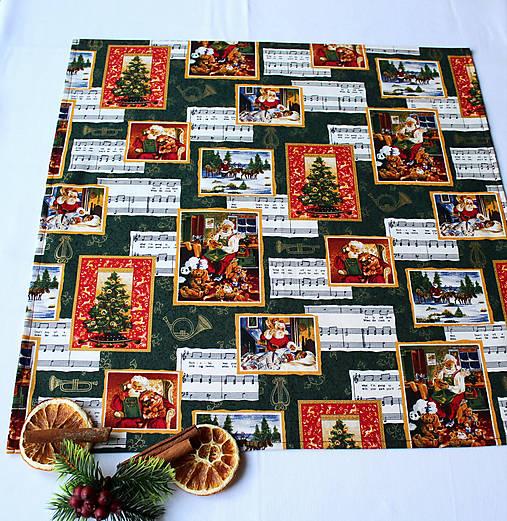Vianočný obrus 52 x 52