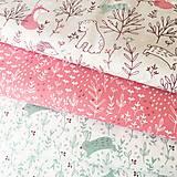 Textil - na lúke, 100 % bavlna Francúzsko, šírka 150 cm - 11206922_