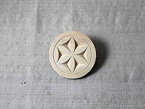 Obrazy - Perúnova hviezda (Svarga) - okrúhla, malá - 11207686_