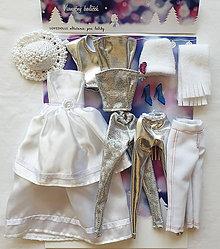 Hračky - VIANOČNÝ BALÍČEK II. pre Barbie -15% - 11208986_