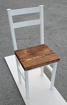 Nábytok - Industriálna stolička - 11208926_