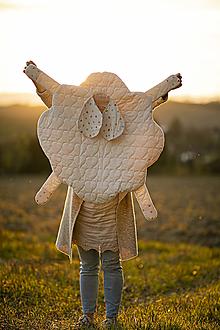 Textil - Podložka ovečka Ovka pre bábetko - 11208840_