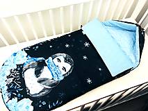 Textil - Zimný fusák pre bábätko - 11208135_