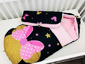 Textil - Zimný fusák pre bábätko - 11208120_