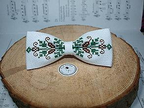 Doplnky - Zeleno - hnedý Slovák - 11208963_