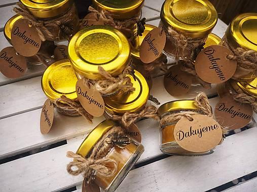 Sviečka zo 100% včelieho vosku