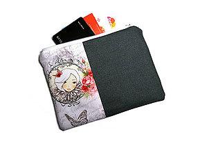 Taštičky - taštička do kabelky 15,5x11cm - 11208809_