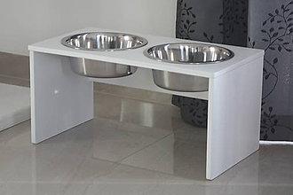 Pre zvieratká - Stojan na misky - 11209690_
