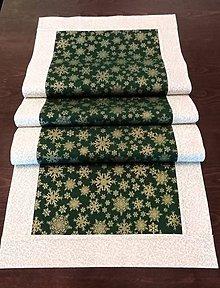 Úžitkový textil - Vianočný obrus - 11209612_