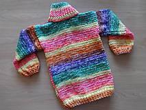 Detské oblečenie - Dívčí svetr - 11209131_